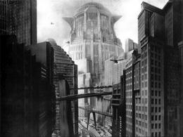 Metropolis. The new Tower of Babel. Fonte: Wikipedia