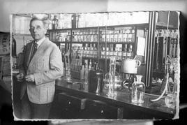 Otto Warburg. Fonte: Wikipedia
