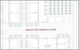 Impianto di fitodepurazione (progetto curato dal Dr. Giampaolo Crispino)