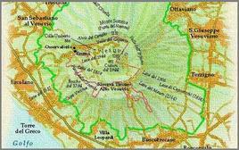 Area endemica nell'ambito della regione Campania. Fonte:angioelettionline.it