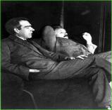Bohr ed Einstein discutono del modello quantistico…