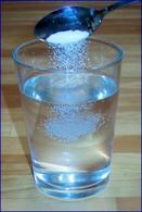 Miscela omogenea (soluzione) di acqua e sale.
