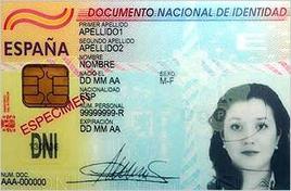 D.N.I. de España