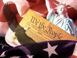 Immagini simbolo degli Stati Uniti d'America. Fonte: Regent University