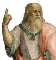 Il filosofo greco Platone. Fonte: Wikimedia