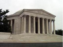 Il Jefferson Memorial di Washington. Fonte: Thomas Jefferson Memorial