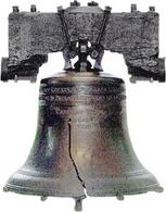 Liberty Bell. Fonte: The Liberty Bell