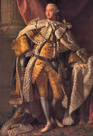 King George III. Fonte: Wikipedia