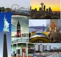 Città degli Stati Uniti. Fonte: Travel blog
