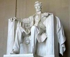 Lincoln Memorial alla National Mall di Washington D.C. Fonte: Lincoln Memorial