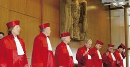 La Corte Costituzionale tedesca. Fonte: Fatti sulla Germania