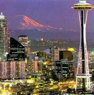La  Space Needle simbolo di Seattle. Fonte: CTC