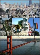 San Francisco Fonte: Wikimedia Commons