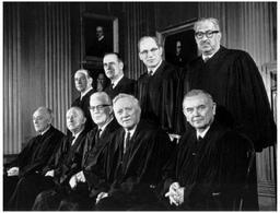 La corte suprema del giudice Marshall