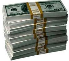 Il dollaro, banconota degli Stati Uniti d'America