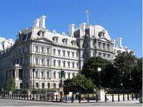 Eisenhower Executive Office Building. Fonte: Whitehouse.gov