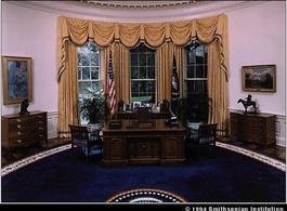 La stanza ovale. Fonte: Whitehouse.gov