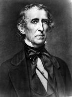 John Tyler, primo Presidente ad interim. Fonte: Wikipedia