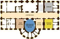 La Casa Bianca. Fonte: Wikipedia