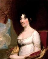 Dolley Madison. Fonte: Wikipedia