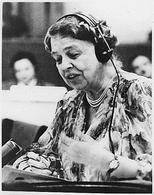Eleanor Roosevelt alle Nazioni Unite