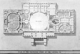 Progetto del Campidoglio. Fonte: Brynmawr.edu