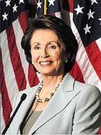 Nancy Pelosi, presidente della Camera dei Rappresentanti