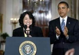 La nomina del giudice Sonia Sotomayor. Fonte: Politicamericana