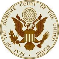 Il sigillo della Corte Suprema degli Stati Uniti. Fonte: Wikipedia