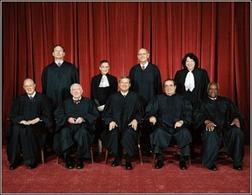La Corte Suprema del giudice Roberts, 2009