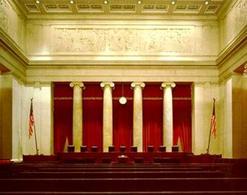 L'aula delle udienze della Corte Suprema. Fonte: Lawyers USA Online