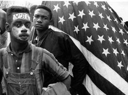 I veterani del Civil Rights movement. Fonte: Crmvet