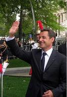 Nicolas Sarkozy, presidente francese. Fonte: Wikipedia