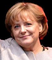 Angela Merkel, Cancelliere dal 2002. Fonte: Wikipedia