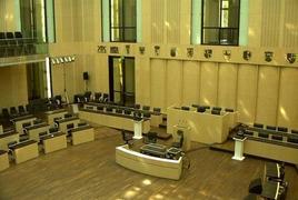 Aula plenaria del Bundesrat. Fonte: Wikipedia