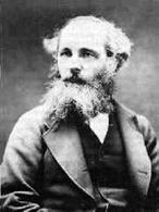 James Clerc Maxwell (1831 – 1879)