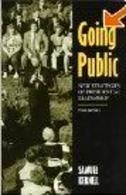 Samuel Kernell (1986), Going Public