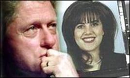 Dichiarazione pubblica di Bill  Clinton sul caso Lewinsky
