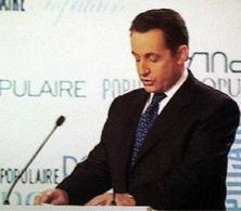 Discorso di insediamento di Nicolas Sarkozy