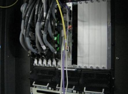 Architettura di controllo del sistema di stabilizzazione verticale del tokamak JET