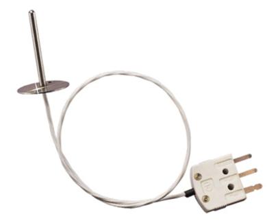 Esempi di RTD. Si noti il connettore standarda tre morsetti.