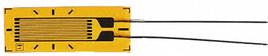 Estensimetro resistivo (strain gauge).