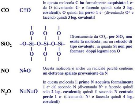 Formule di struttura di anidridi (2)