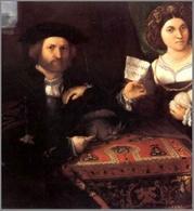 Lorenzo Lotto, Marito e moglie, 1523