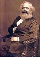 Karl Marx. Fonte: Wikimedia Commons