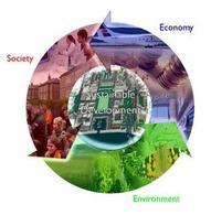 Lo sviluppo sostenibile. Fonte Es
