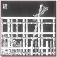 """F. Purini. Disegno esposto nella mostra """"Come si agisce dentro l'architettura"""", Acc. di Brera, 1993"""