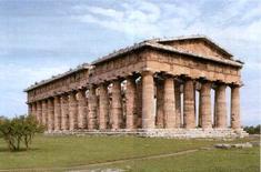 Paestum, Tempio di Cecere-Atena