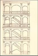 Edidotipo della scala interna di un palazzo napoletano: analisi della facciata sul cortile