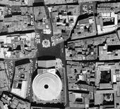 Fotogrammetria aerea, fotopiano di Roma